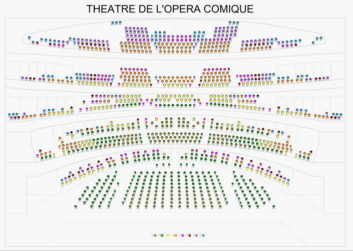 Opera Comique Seating