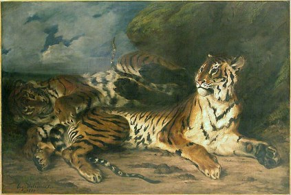 Delacroix Tigers