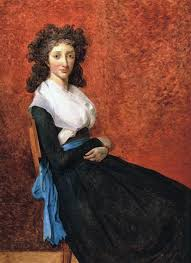 Portrait of Madame Charles-Louis Trudaine