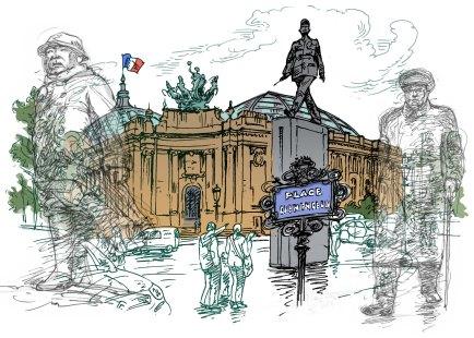 Place Clemanceau