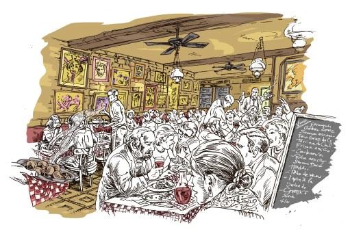 Restaurant Chez Denise