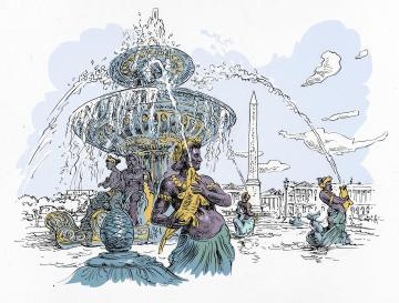 Concorde Fountains