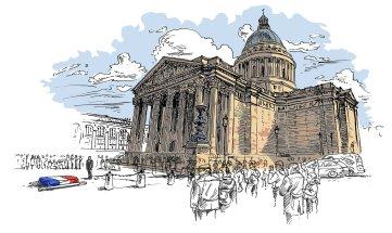 Pantheon color revision