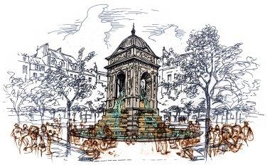 fontaine-des-innocents