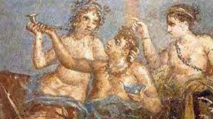 Roman-fresco-prostitutes